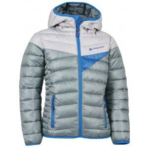 Dětská zimní bunda ALPINE PRO SOPHIO KJCK072 SVĚTLE MODRÁ