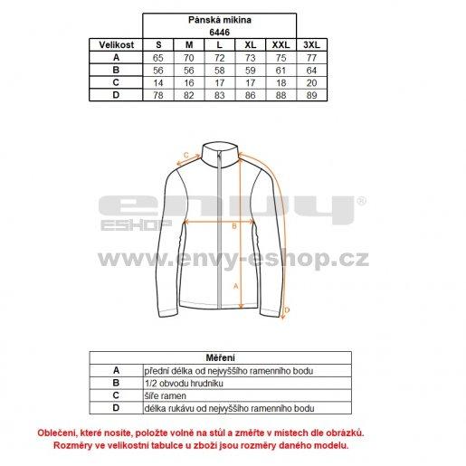 Pánská sportovní mikina NORDBLANC CURVE NBFMF6446 TMAVĚ HLINÍKOVĚ ČERVENÁ