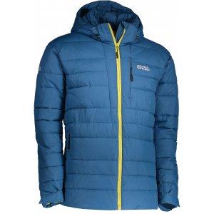 Pánská zimní bunda NORDBLANC CHAMBER NBWJM6409 BAKOVA MODRÁ