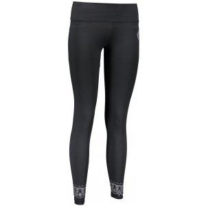 Dámské elastické kalhoty NORDBLANC BREECH NBFPL6540 ČERNÁ