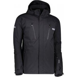 Pánská lyžařská bunda NORDBLANC BLOW NBWJM6404 ČERNÁ