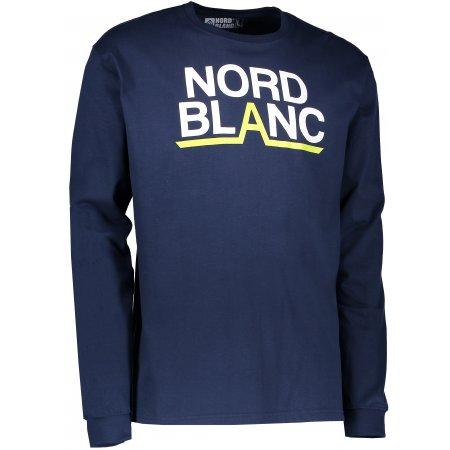 Pánské triko NORDBLANC RADIX NBFMT6550 TEMNÁ MODRÁ