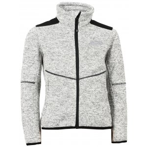 Chlapecký sportovní svetr NORDBLANC NOBLE NBWFK6585S KRÉMOVĚ BÍLÁ