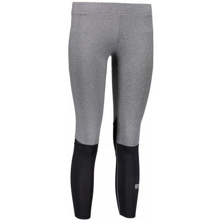 Dámské elastické kalhoty NORDBLANC FOXY NBFPL6526 GRAFITOVÝ MELÍR