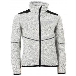 Chlapecký sportovní svetr NORDBLANC NOBLE NBWFK6585L KRÉMOVĚ BÍLÁ