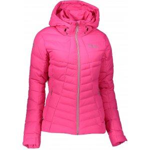 Dámská zimní bunda NORDBLANC LAVISH NBWJL6427 RŮŽOVÁ ZÁŘE