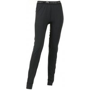 Dámské termo kalhoty ALPINE PRO SUSY LUNK015 ČERNÁ