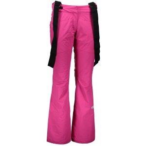 Dámské zimní kalhoty NORDBLANC DOCILE NBWP6439 TMAVĚ RŮŽOVÁ