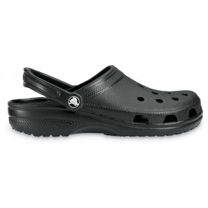 Dámské pantofle CROCS CLASSIC 10001-001 BLACK