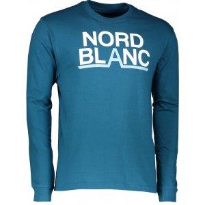 Pánské triko NORDBLANC RADIX NBFMT6550 BAKOVA MODRÁ