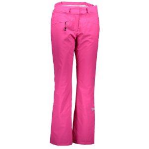 Dámské zimní kalhoty NORDBLANC LIMPID NBWP6440 TMAVĚ RŮŽOVÁ
