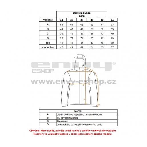 Dámská softshellová bunda NORDBLANC PERKY NBWSL6460 ČERNÁ