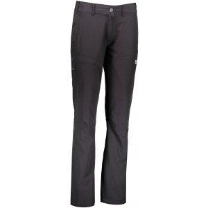 Dámské outdoorové kalhoty NORDBLANC LUCID NBFPL6491 ČERNÁ