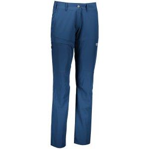 Dámské outdoorové kalhoty NORDBLANC LUCID NBFPL6491 ŽELEZNÁ MODRÁ