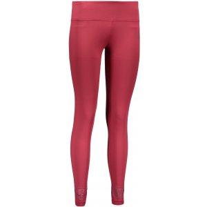 Dámské elastické kalhoty NORDBLANC BREECH NBFPL6540 HLUBOCE ČERVENÁ