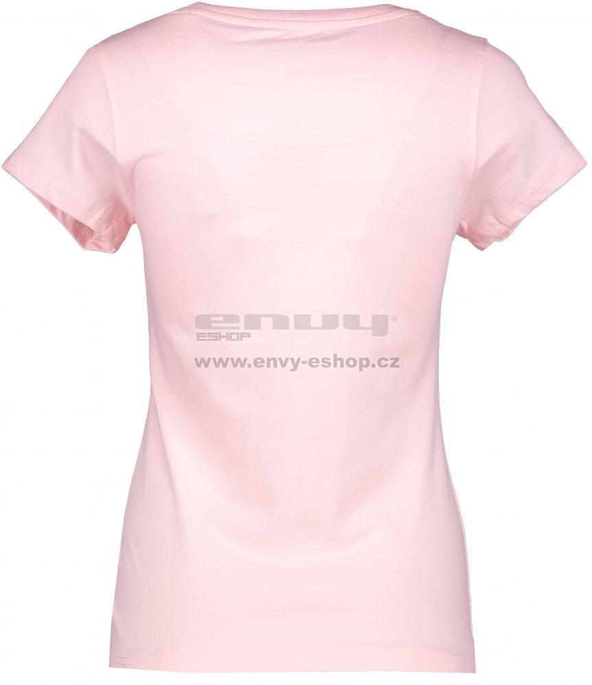 42a1ceba29b Dámské tričko NORDBLANC VACANT NBFLT6565 SVĚTLE RŮŽOVÁ velikost  40 ...