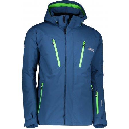 Pánská lyžařská bunda NORDBLANC BLOW NBWJM6404 BAKOVA MODRÁ