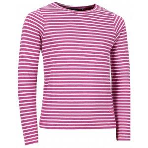 Dětské triko ALPINE PRO BENIGNO KTSK103 RŮŽOVÁ