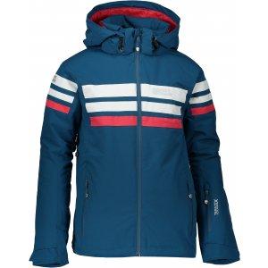 Chlapecká zimní bunda NORDBLANC GLAD NBWJK6465L BAKOVA MODRÁ