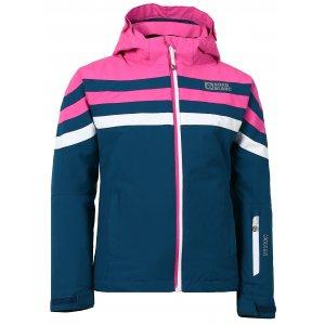 Dívčí zimní bunda NORDBLANC PEPPY NBWJK6483S BAKOVA MODRÁ