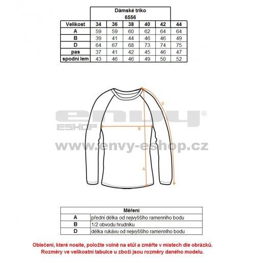 Dámské tričko NORDBLANC FLY NBFLT6556 TEMNÁ MODRÁ