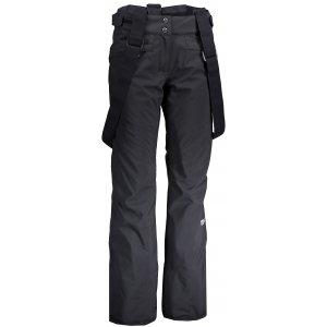 Dámské lyžařské kalhoty NORDBLANC GLEE NBWP6438 ČERNÁ