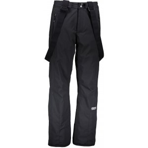 Pánské lyžařské kalhoty NORDBLANC GALLOP NBWP6435 ČERNÁ