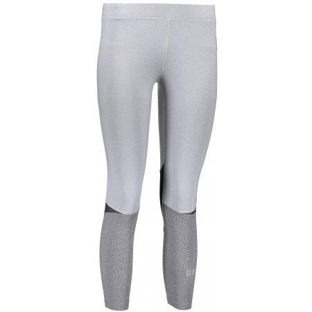 Dámské elastické kalhoty NORDBLANC FOXY NBFPL6526 SVĚTLE ŠEDÝ MELÍR