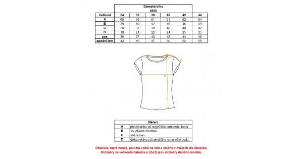 8ffb42cdf0d Dámské tričko NORDBLANC VACANT NBFLT6565 BAKOVA MODRÁ velikost  36    ENVY-ESHOP.cz