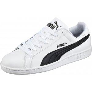 Pánská obuv PUMA SMASH L 35672211 WHITE/BLACK/WHITE