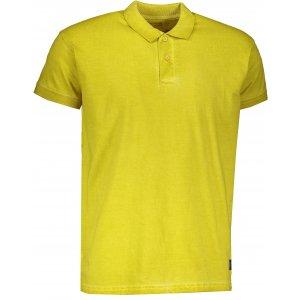 Pánské triko NORDBLANC SHADE NBFMT6552 MECHOVĚ ZELENÁ