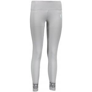 Dámské elastické kalhoty NORDBLANC BREECH NBFPL6540 SVĚTLE ŠEDÝ MELÍR