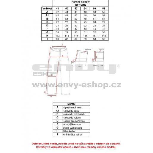 Pánské softshellové kalhoty ALPINE PRO KERMAN MPAK256 ČERNÁ