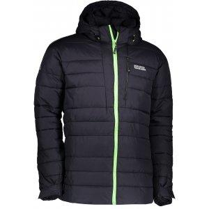 Pánská zimní bunda NORDBLANC CHAMBER NBWJM6409 ČERNÁ
