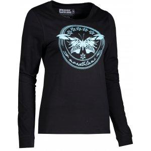 Dámské tričko NORDBLANC FLY NBFLT6556 ČERNÁ