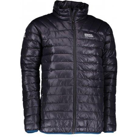Pánská zimní bunda NORDBLANC CACHE NBWJM6411 ČERNÁ