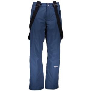 Pánské lyžařské kalhoty NORDBLANC GALLOP NBWP6435 ŽELEZNÁ MODRÁ