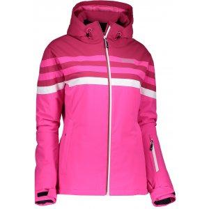 Dámská zimní bunda NORDBLANC TINGE NBWJL6423 RŮŽOVÁ ZÁŘE