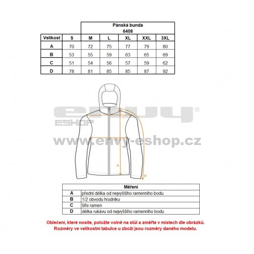Pánská zimní bunda NORDBLANC ROOF NBWJM6408 ČERNÁ