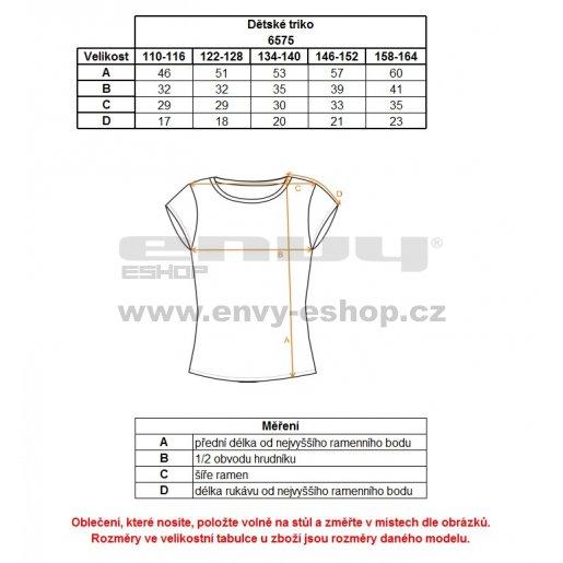 Dívčí tričko NORDBLANC SPIN NBFKT6575L ČERNÁ