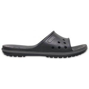 Pánské pantofle CROCS CROCBAND II SLIDE 204108-02S W17 BLACK/GRAPHITE