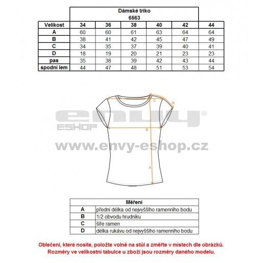 Dámské tričko NORDBLANC PLUME NBFLT6563 JAHODOVÁ ČERVENÁ