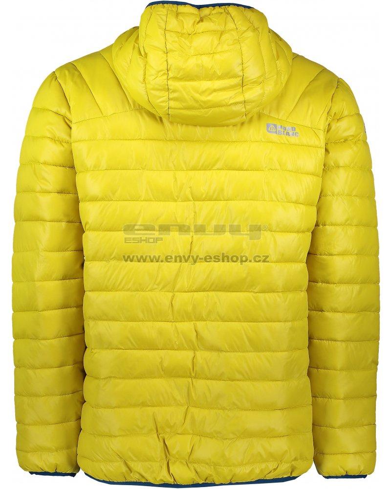Pánská zimní bunda NORDBLANC QUILT NBWJM6410 MECHOVĚ ZELENÁ velikost ... f9801679945