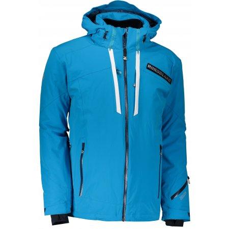 Pánská lyžařská bunda NORDBLANC BULLET NBWJM6400 KRÁLOVSKY MODRÁ