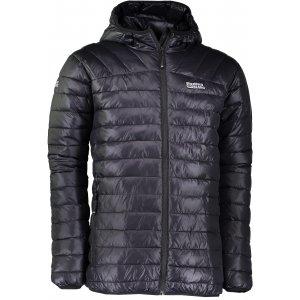 Pánská zimní bunda NORDBLANC QUILT NBWJM6410 ČERNÁ
