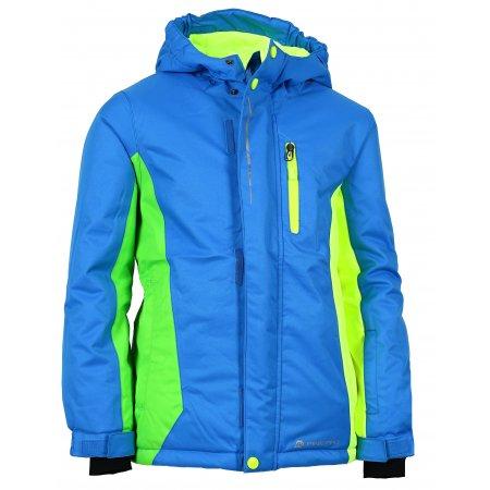 Dětská lyžařská bunda ALPINE PRO WIREMO KJCK077 SVĚTLE MODRÁ