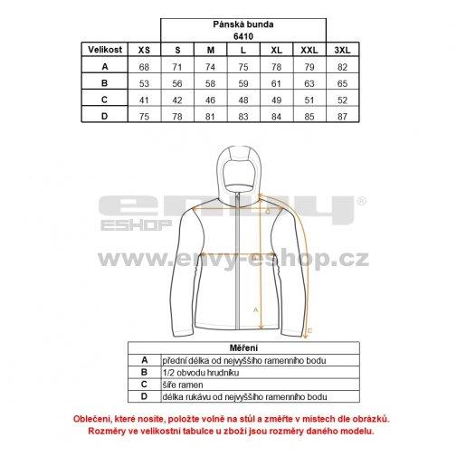 Pánská zimní bunda NORDBLANC QUILT NBWJM6410 BAKOVA MODRÁ