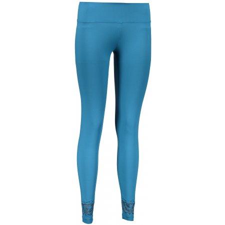 Dámské elastické kalhoty NORDBLANC BREECH NBFPL6540 BAKOVA MODRÁ