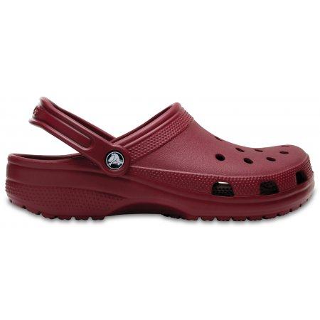 Dámské pantofle CROCS CLASSIC 10001-612 GARNET