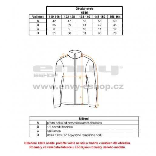 Chlapecký sportovní svetr NORDBLANC NOBLE NBWFK6585S BAKOVA MODRÁ